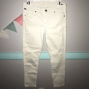White citizens of humanity jeans